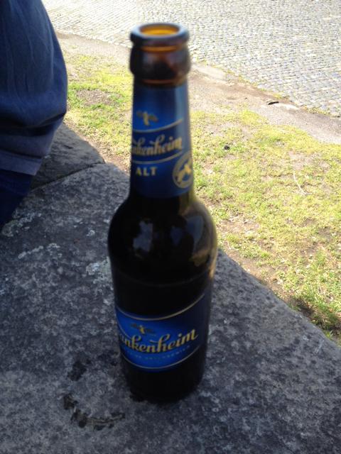 Bier Alt (Vollbier) obergärig - Infos und Nährwerte